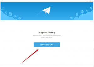 Telegram для Windows8